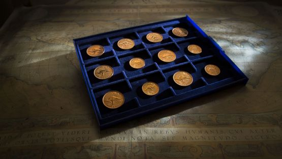 Complete Collection 1957 – 1963 Perth Mint Copper Proofs
