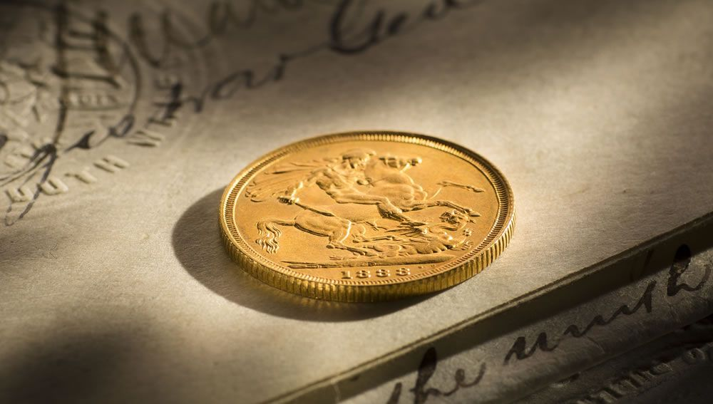 1888 Sovereign Sydney Mint