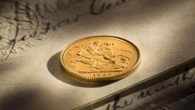 1888 Sovereign Sydney Mint