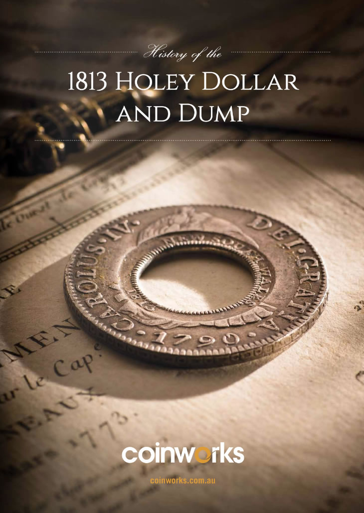 Holey Dollar History Brochure
