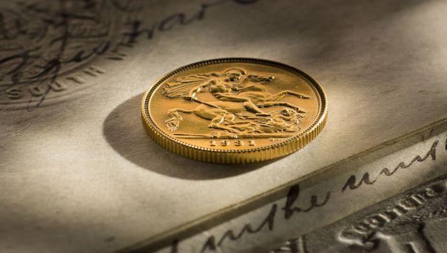 1931 Proof Sovereign Melbourne Mint