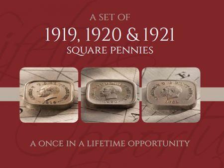 Square Pennies Set Brochure 2