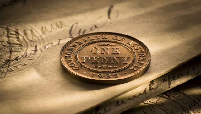1928 Proof Penny date side 160310-26