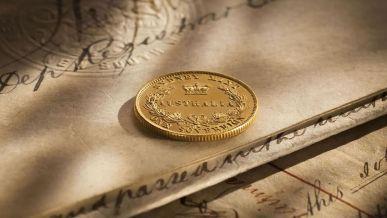 1861 Sydney Mint Sovereign