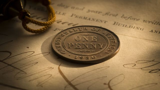 1930 Penny nearly Very Fine date side 160928-9966