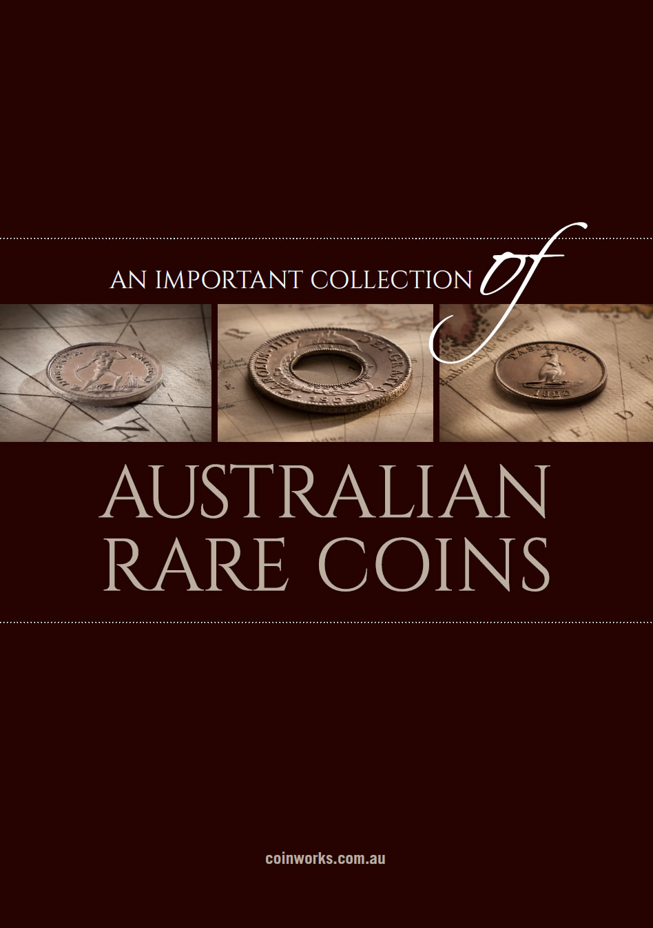 Australian Rare Coins - An important collection