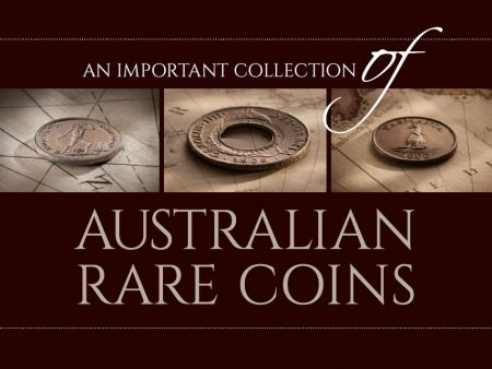 Australian Rare Coins - An important collection small