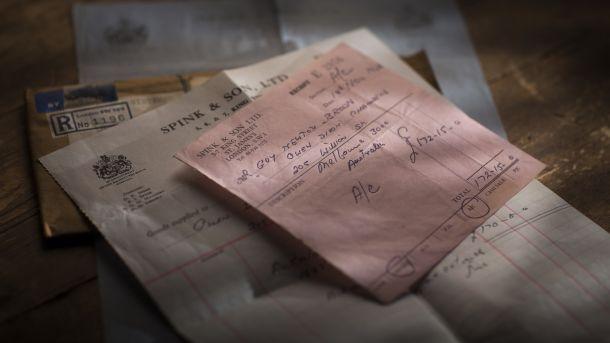 1823 Macintosh & Degraves documents