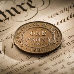 1930 Penny