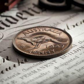 1947 Penny