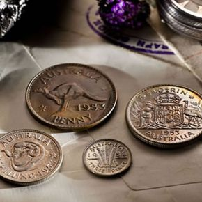 Treasures of The Melbourne Mint