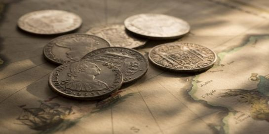Pile of Silver Dollars 2 n&v July 2017