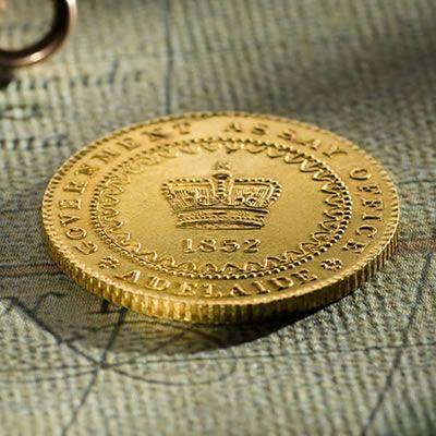 The 1852 Adelaide Pound