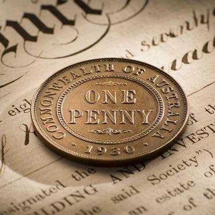A national treasure, Australia's 1930 Penny