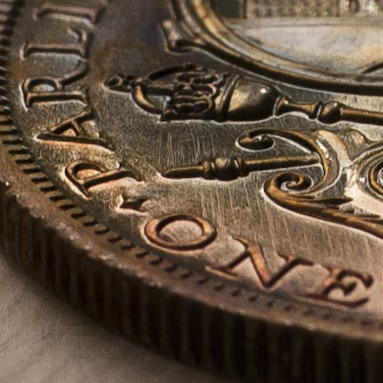 Mystery of the 1927 Canberra Florin