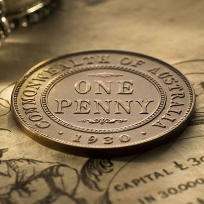 The 1930 Penny