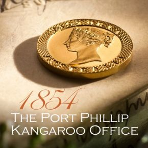 1854 and the Port Phillip Kangaroo Office