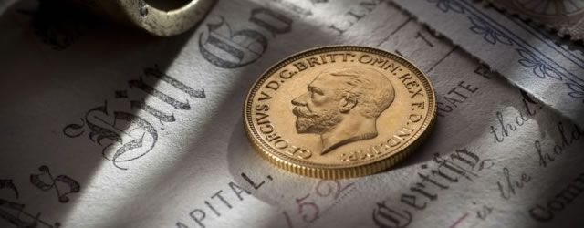 AUSTRALIAN 1920 SOVEREIGN SETS RECORD PRICE