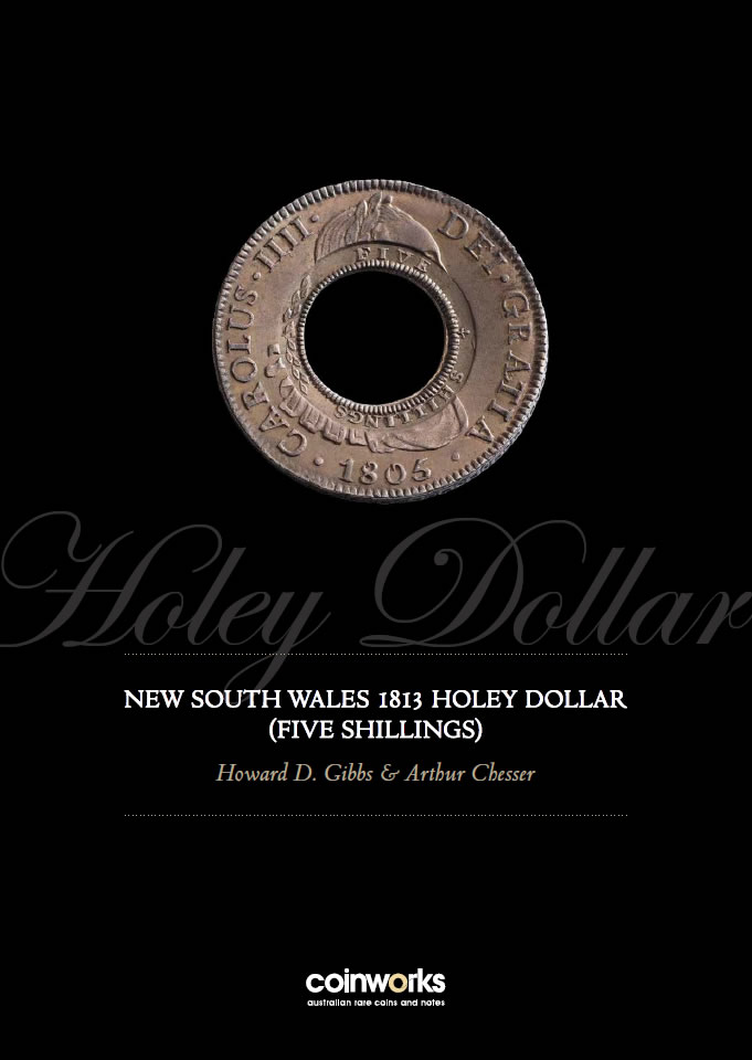 New South Wales 1813 Holy Dolar