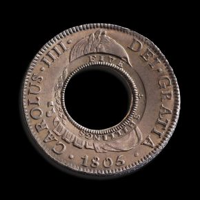1813 New South Wales Holey Dollar
