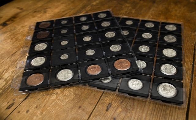 Complete Set of Melbourne Mint Proof Coins 1955 – 1963