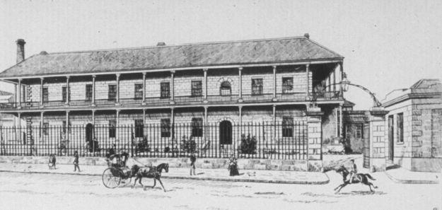 Sydney Mint Historical Image