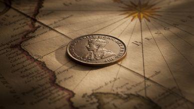 1930 Penny Nearly Very Fine obv September 2017