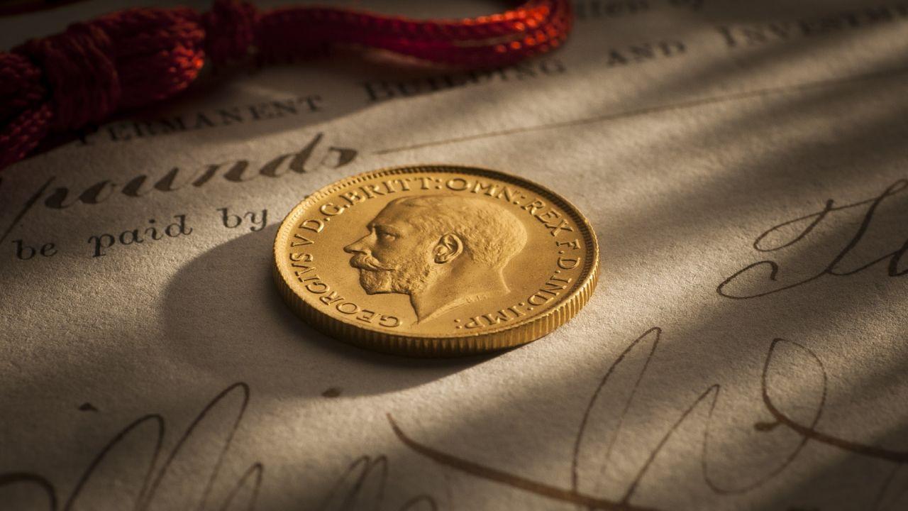 1923 Sydney Mint Specimen Sovereign obv B&B October 2017