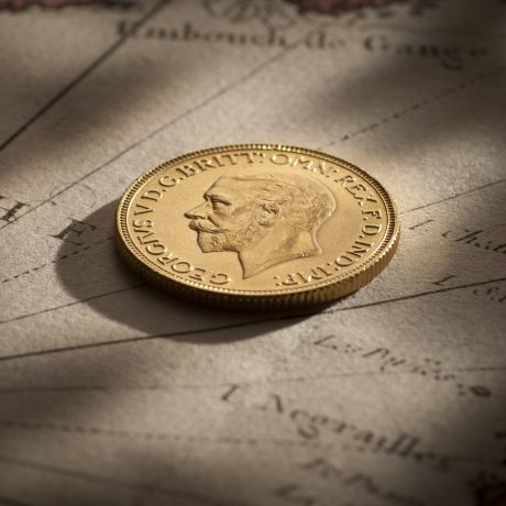 1931 M Sovereign Choice Unc obv Square Product Page February 2018