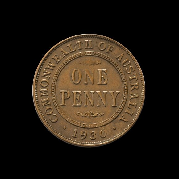 1930 Penny REV tech shot Fine March 2018