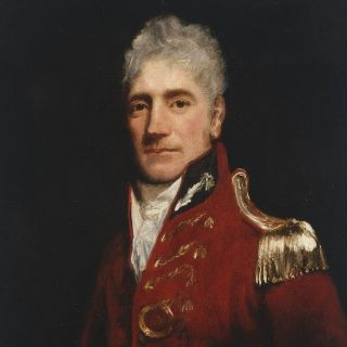 Lachlan Macquarie portrait