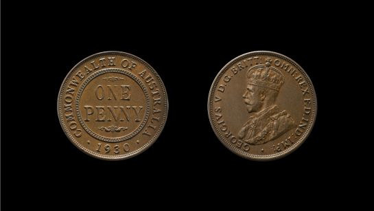 1930 Penny Good EF March 2018 Banner