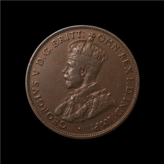 1930 Penny technicals aVF OBV April 2018