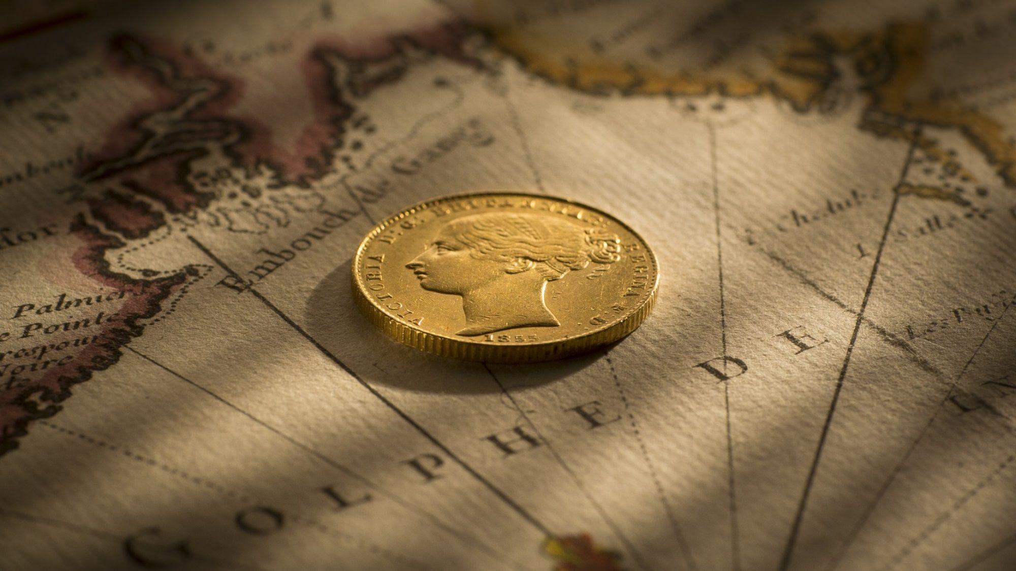 1855 Sydney Mint Sovereign EF obv B&B May 2018