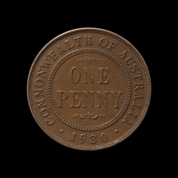 1930 Penny Good Fine rev May 2018