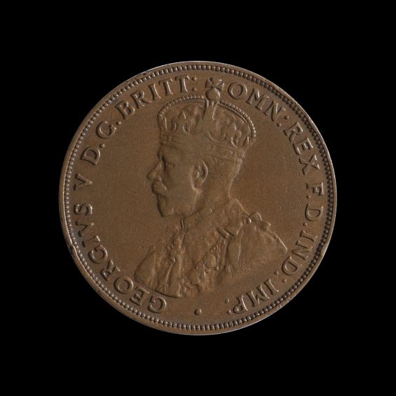 1930 Penny Good Fine obv May 2018