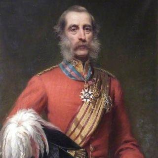 Sir John Henry Lefroy portrait SF July 2018