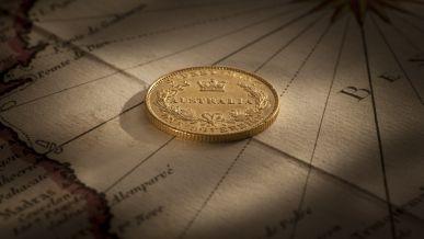 1855 Sydney Mint Sov non date side mood July 2018