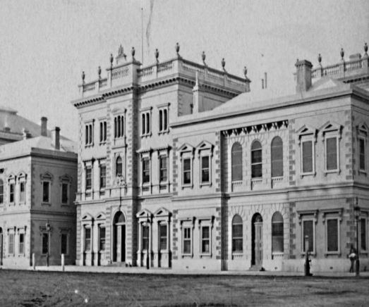 original treasury building
