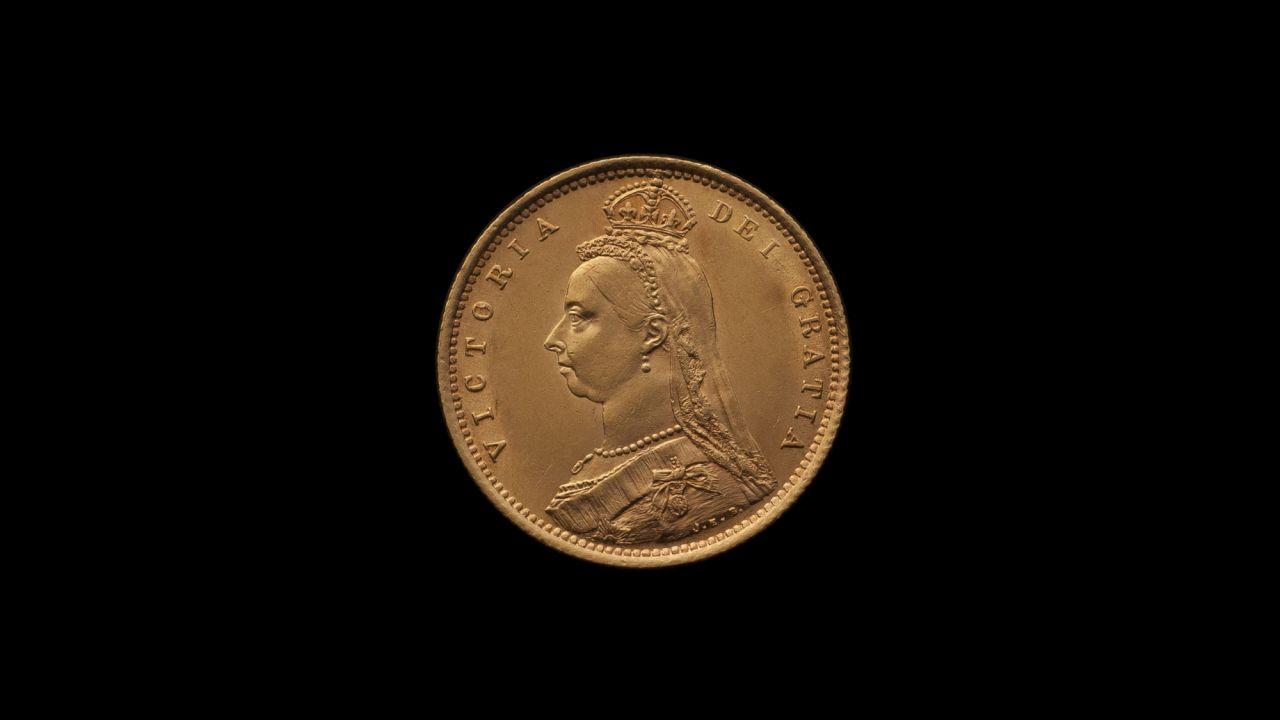 1887 Sydney Mint Half Sovereign Jubilee Head Choice Unc obv B & B October 2018