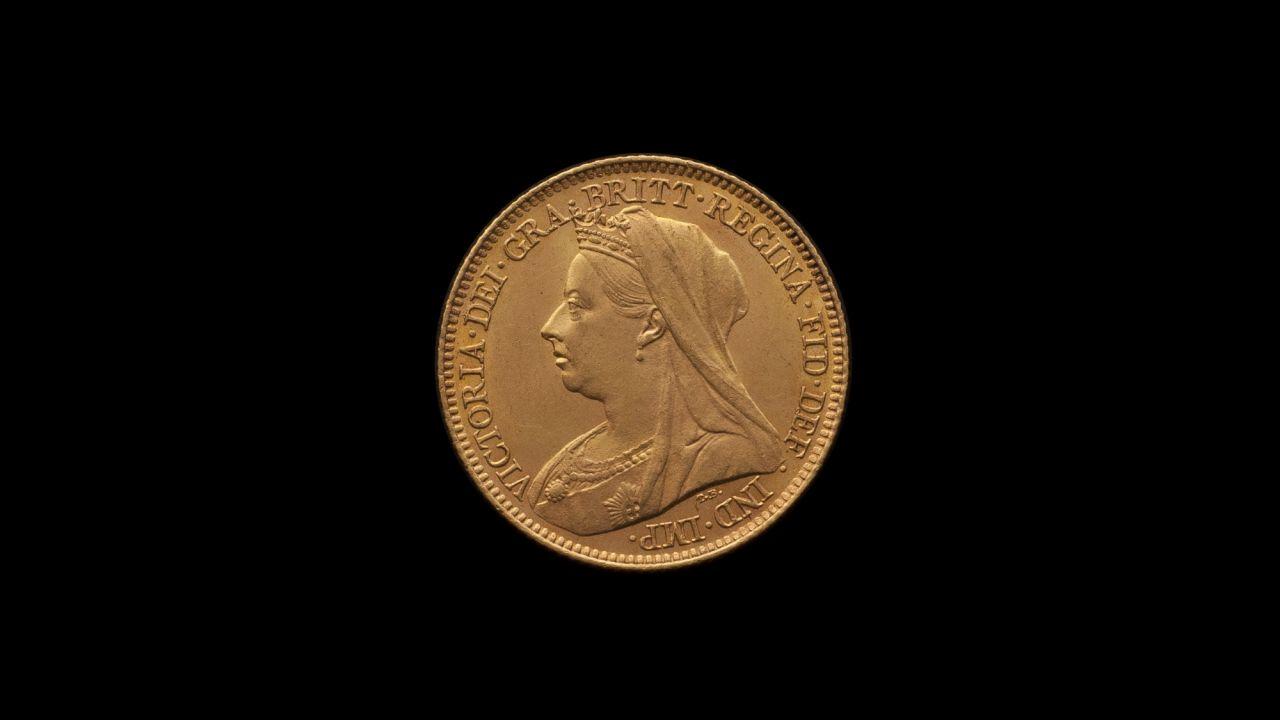 1900 Melbourne Mint Half Sovereign Veilded Head Choice Unc obv B & B October 2018