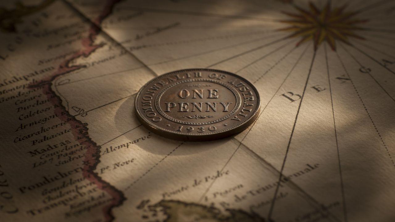 1930 Penny good Fine 2 rev November 2018