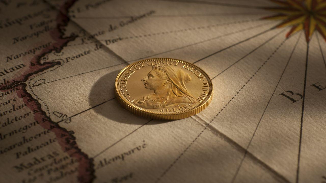 1893M Proof Sovereign obv December 2018