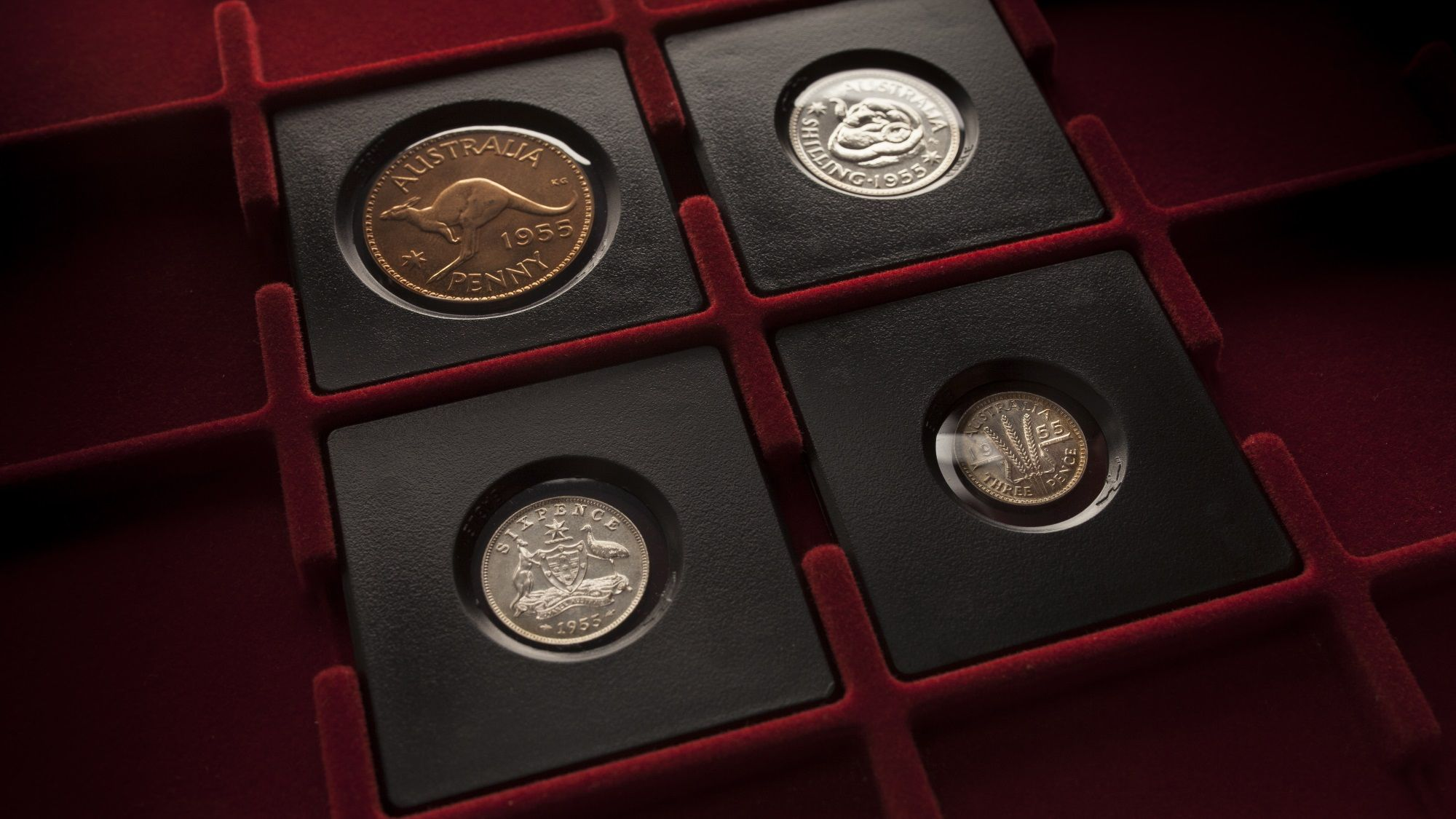 1959 Melbourne Mint Proof Set