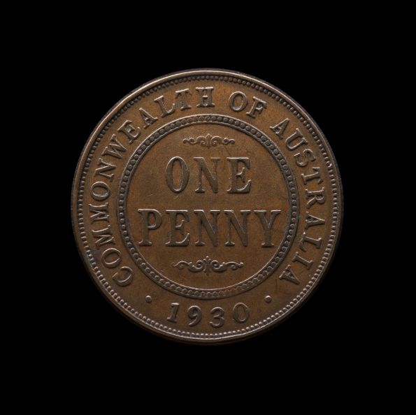 1930 Penny about VF rev tech March 2019