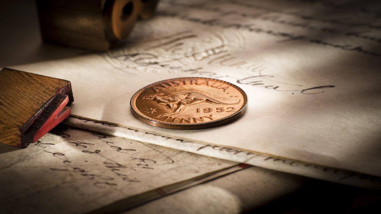 1952 Proof Penny Perth Mint April 2019
