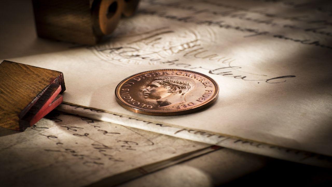 1952 Proof Penny Perth Mint Obv April 2019