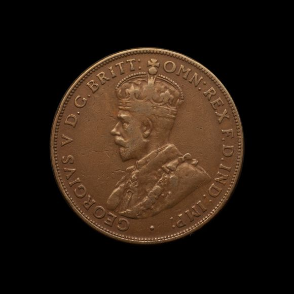 1930 Penny Fine OBV TECH April 2019