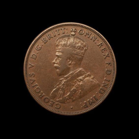1930 Penny good Fine - about VF OBV tech April 2019