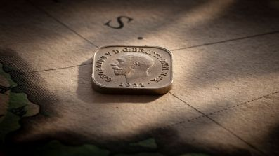 1921-Square-Halfpenny-FDC-Obv-July-2019